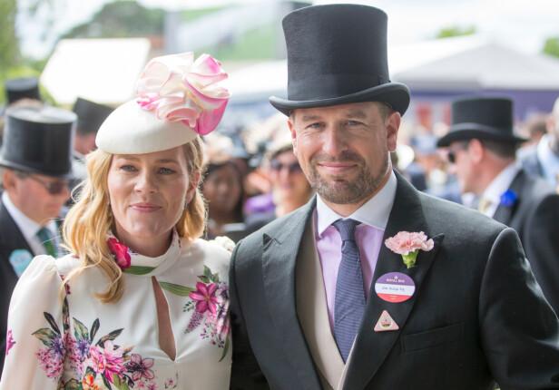 <strong>SKILLES:</strong> Peter Phillips og Autumn Phillips skilles etter 12 års ekteskap. Foto: NTB scanpix