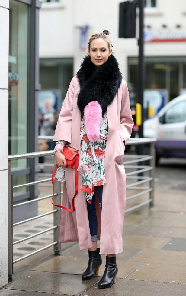 MOTEREDAKTØR: Prinsesse Elisabeth har tidligere jobbet som stilredaktør i motemagasinet Vogue. Foto: NTB Scanpix