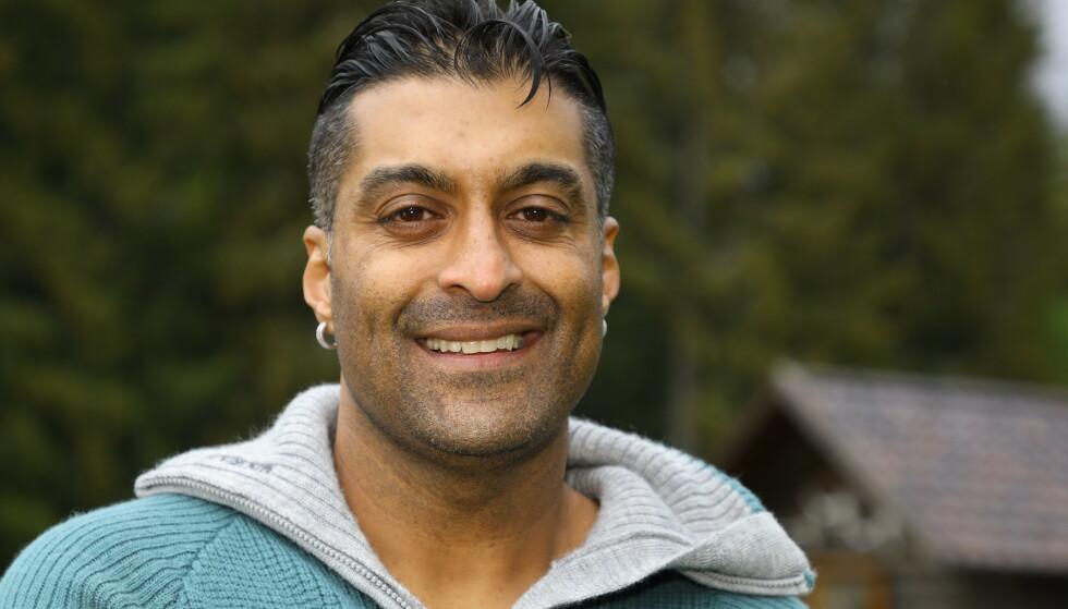 FLYTEVEST: Tommy Sharif var redd for å drukne på gården. Foto: Morten Eik