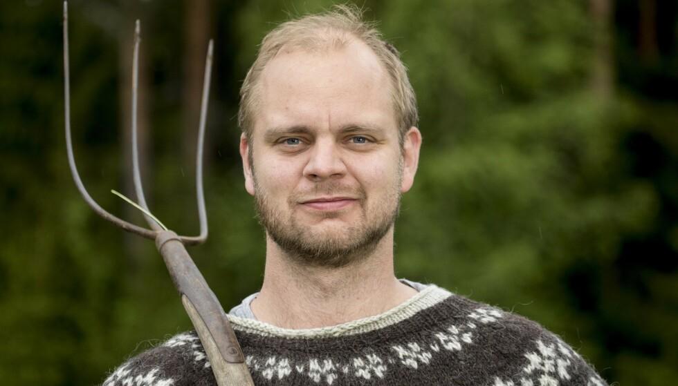 POLITIKER: Politiker Mimir Kristjánsson er klar for reality. Foto: Morten Eik / Se og Hør