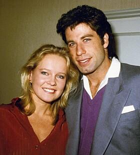 STJERNEMØTE: Du er en strålende kvinne, Anita, sa John Travolta da han møtte henne i 1983. Foto: Se og Hør