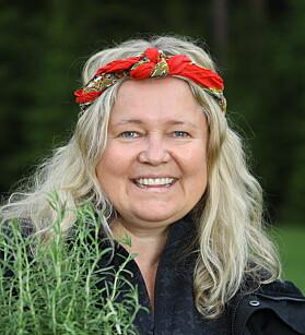 «FARMEN»-KLAR: Tirsdag sjekker Anita inn på kjendisgården. Foto: Morten Eik / Se og Hør