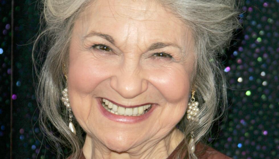 DØD: Lynn Cohen gikk bort fredag denne uka. Foto: NTB Scanpix
