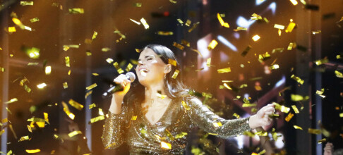 Ulrikke vant Melodi Grand Prix