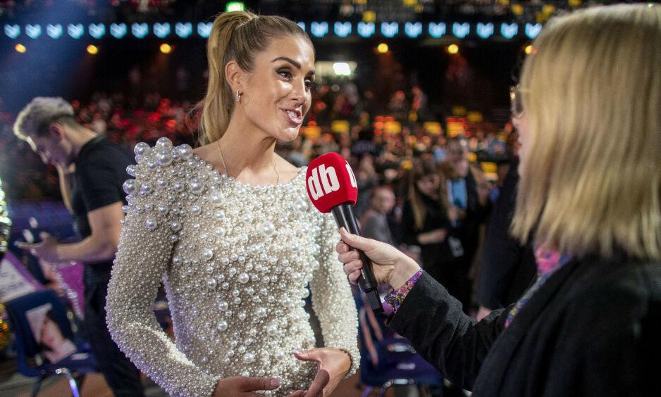 REAGERER: Tone Damli skriver at hun er forbanna over hvordan stemmeproblemene preget finalen. Foto: Bjørn Langsem / Dagbladet