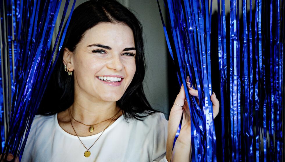 VINNER: Ulrikke Brandstorp vant finalen av Melodi Grand Prix 2020, og skal dermed representere Norge i Eurovision Song Contest i Rotterdam. Foto: Nina Hansen/ Dagbladet