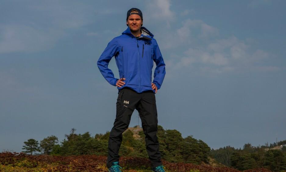 <strong>«PØLSA»:</strong> Øystein Pettersen forteller bakgrunnen for kallenavnet og hvem som bruker det - det er nemlig ikke alle. Foto: TVNorge