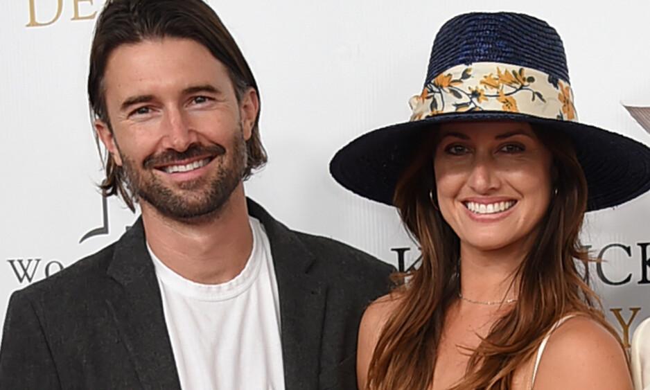 BABYLYKKE: Brandon Jenner og kona Cayley Stoker skal ha fått tvillinggutter denne uken. Foto: NTB Scanpix