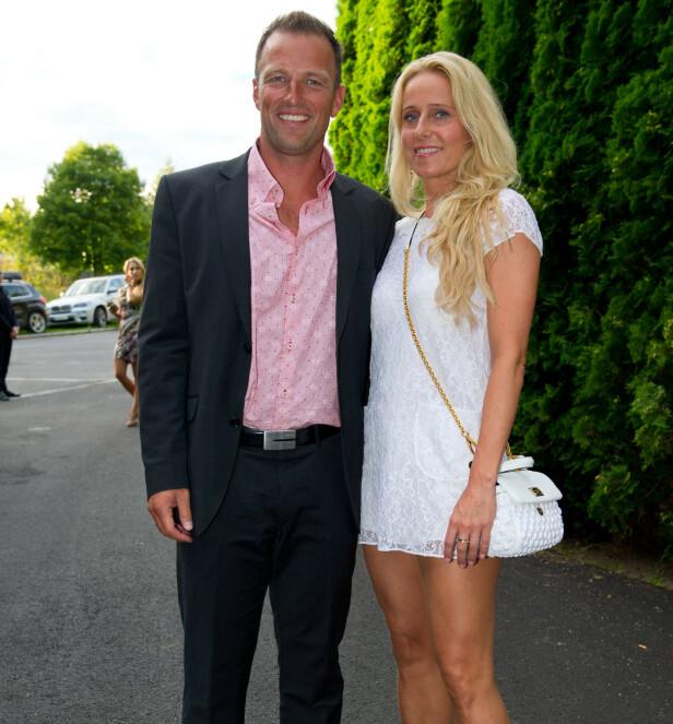 PAR I HJERTER: Tom Stiansen og Hanne Eline Stiansen har vært kjærester i snart 30 år. Foto: Stella Pictures
