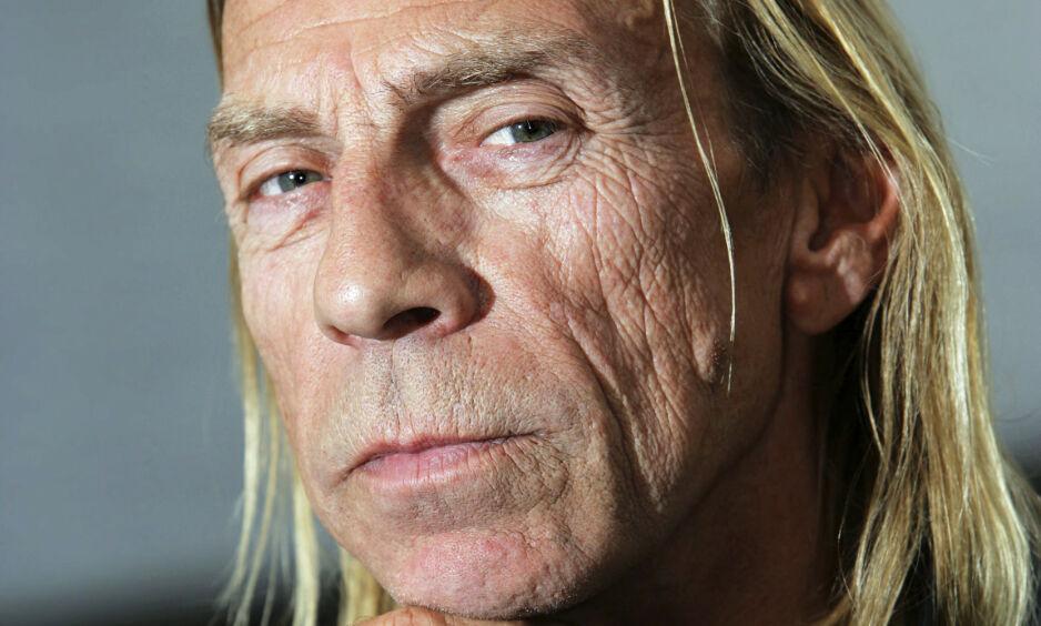 GIKK BORT: Den folkekjære artisten Jahn Teigen er død, 70 år gammel. Foto: Tor Kvello/ Se og Hør