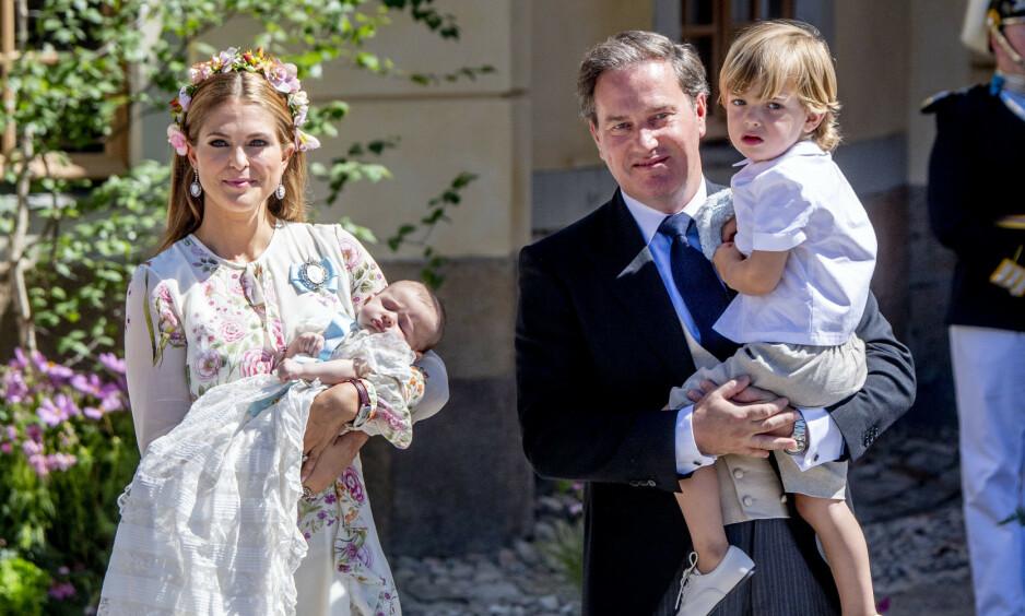 KJØPT HUS: Prinsesse Madeleine og Christopher O'Neill har angivelig gått til innkjøp av en ny luksusvilla i Florida. Foto: NTB scanpix