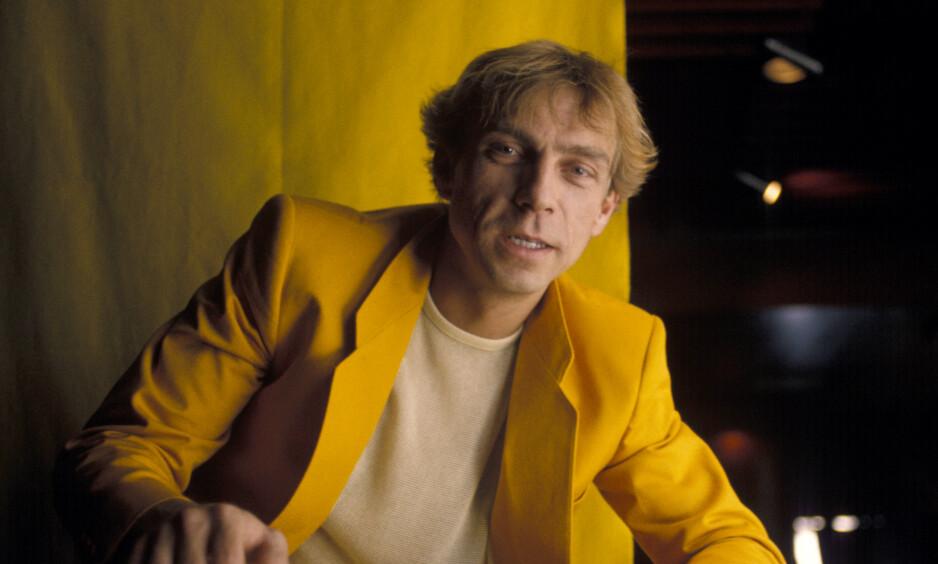 GIKK BORT: Tirsdag ble det kjent at den folkekjære artisten Jahn Teigen hadde gått bort, 70 år gammel. Nå kommer det frem at han ikke vil få begravelse på statens regning. Foto: NTB Scanpix