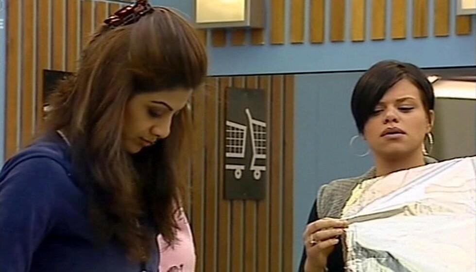 KRANGEL: Goody ble sendt hjem fra huset etter rasistiske kommentarer rettet mot Shilpa Shetty. Foto: NTB Scanpix
