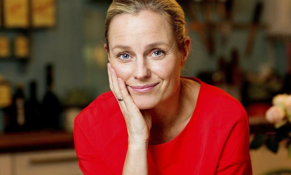 ÅPENHJERTIG: TV 2-programleder Solveig Kloppen åpner seg om et tema mange kvinner kan kjenne seg igjen i. Foto: TV 2