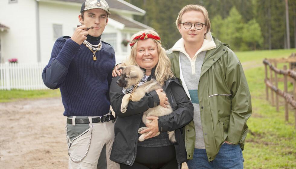 SKADET: Anita Hegerland avslører at hun ble skadet under «Farmen kjendis». Foto: Morten Eik / Se og Hør