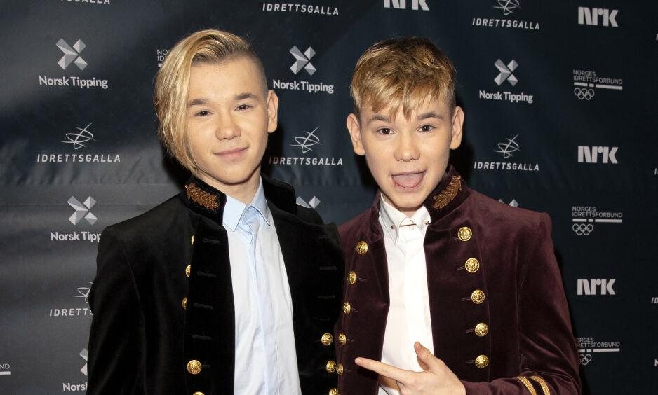 18 ÅR: I slutten av februar ble stjernetvillingene Marcus og Martinus 18 år. Foto: Andreas Fadum / Se og Hør
