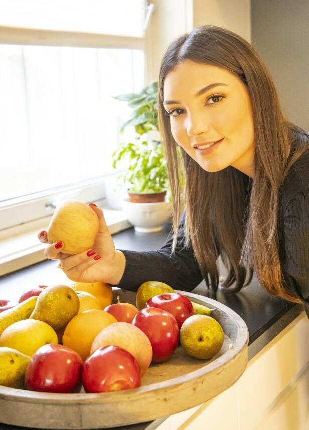 MS: Celestina Andreassen, deltaker i Miss Norway, fikk MS som 17-åring. Foto: Tor Lindseth/ Se og Hør