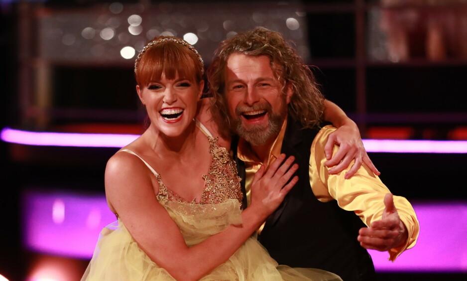GLADNYHET: Anette Stokke, som i 2018 vant «Skal vi danse» med Einar Nilsson, er forlovet. Foto: NTB Scanpix