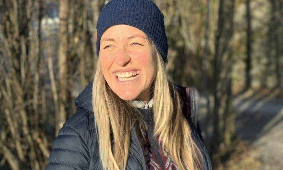 VIL HA ÅPENHET: Stine Næss-Hartmann (34) forteller åpenhjertig om at hun sliter med herpes nedentil. Foto: Privat