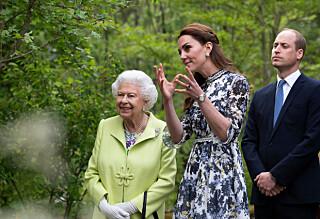 Rømmer til Windsor castle i coronafrykt