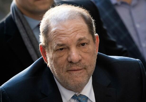<strong>BEKREFTET SMITTE:</strong> En formann for betjentene i fengselet bekreftet at Harvey Weinstein har fått påvist coronaviruset. Foto: NTB Scanpix