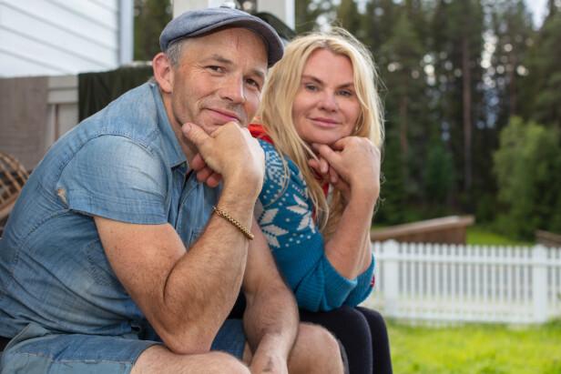 <strong>VIDERE:</strong> Erik Alfred og Mia kapret hver sin semifinalebillett, og slapp å møte i hinderløypa. Foto: Alex Iversen / TV 2