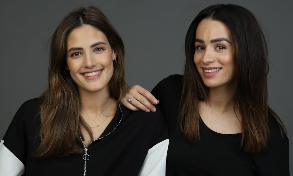 AVSLUTTER: Samantha Skogrand og Jamina Blipp har besluttet å avslutte «BabyBoom»-podkasten. Foto: Nora Angeltveit/ Egmont