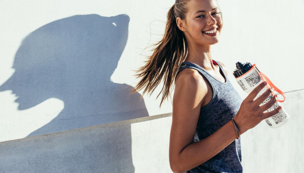 SUNNERE VANER: Fysisk aktivitet er en av de fem vanene som gir god effekt for helsen. Foto: NTB SCANPIX / SHUTTERSTOCK