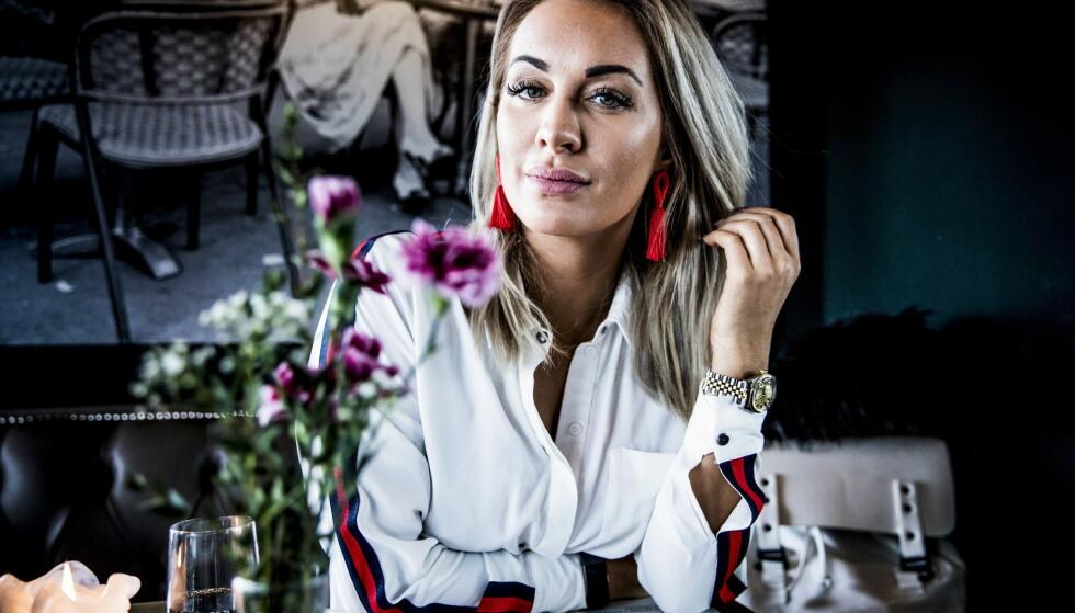 <strong>I DUETT:</strong> Artist Carina Dahl. Foto: Christian Roth Christensen / Dagbladet