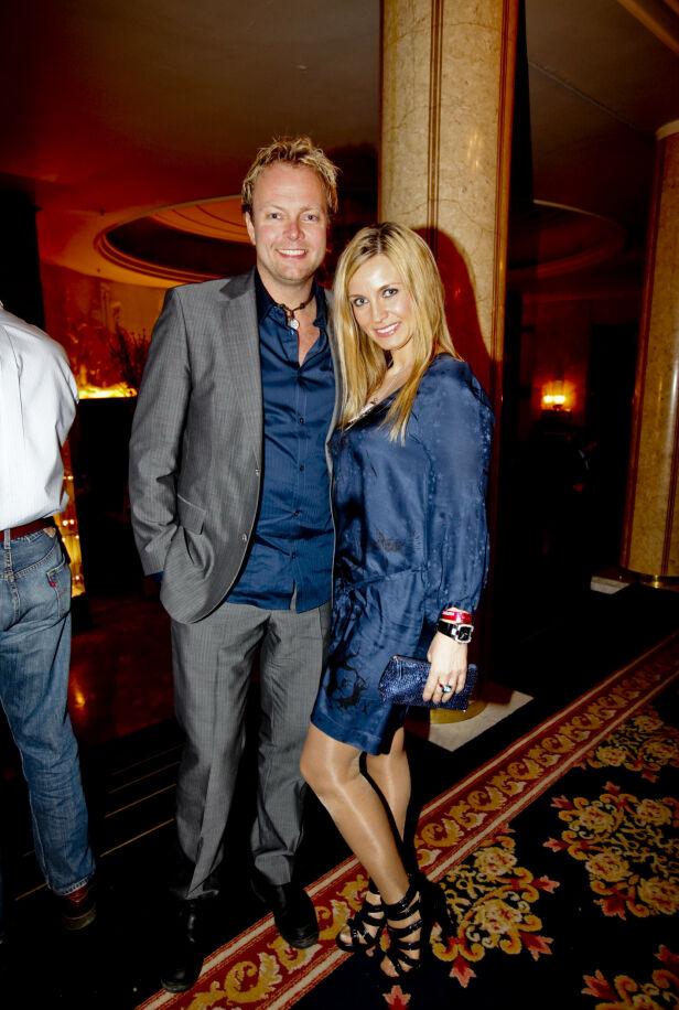 STEFAR: Kjetil Bergan og Liv Marit Wedvik giftet seg i 2008. Det var han som måtte overlevere den tunge beskjeden om dødsfallet til stebarna. Foto: NTB scanpix
