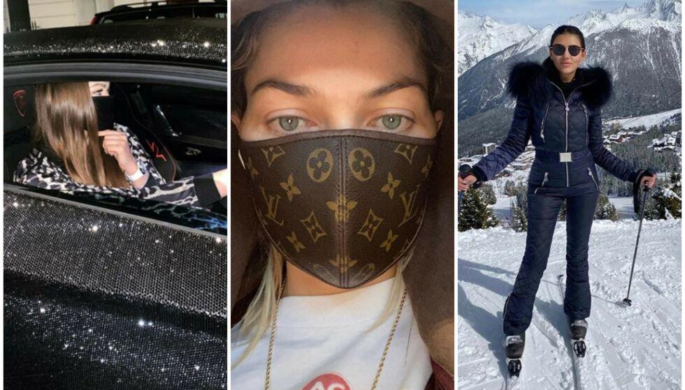 OVERRØST AV RIKDOM: En liten prosentandel av verden tilhører den økonomiske eliten, og barna deres igjen er ofte godt bemidlede. Nå vekker de rike ungdommene på Instagram harme med sine corona-tiltak. Foto: Rich Kids of Instagram