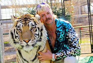 Nå kan «Tiger King»-profilens skjorte bli din