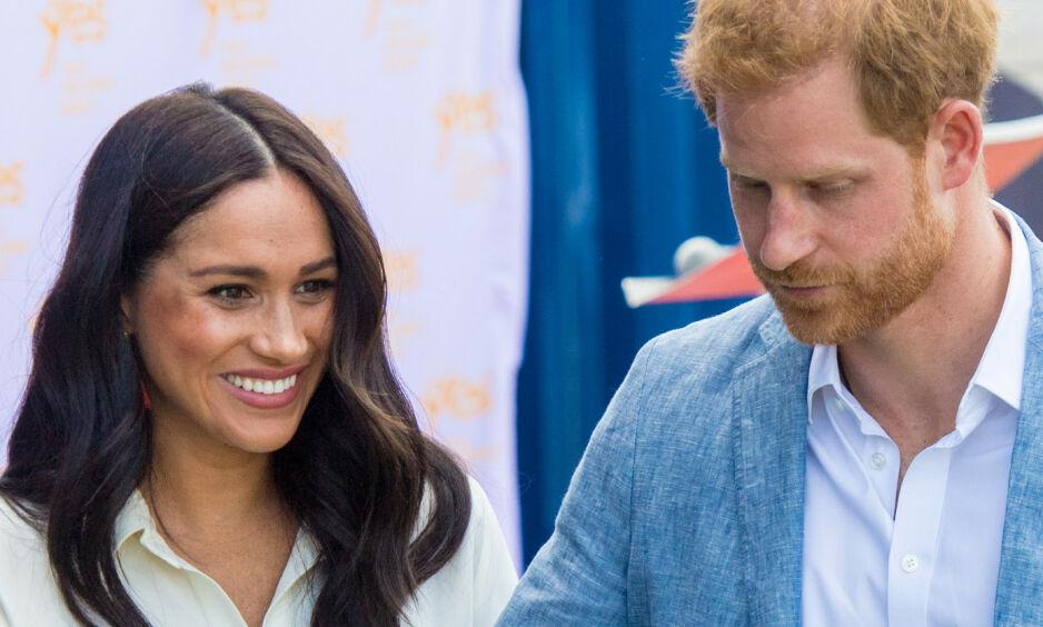DROPPER JAKT: En familievenn av den britiske kongefamilien mistenker at prins Harry har gitt opp jakt-hobbyen sin for Meghans del. Foto: NTB scanpix