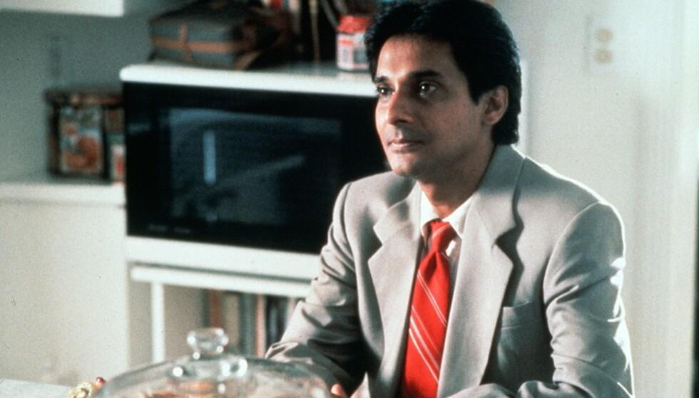 GIKK BORT: Ranjit Chowdhry ble bare 64 år gammel. Her fra filmen «Sam & Me» i 1991. Foto: NTB Scanpix