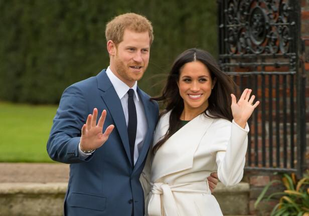FÅR REFS: Prins Harrys uttalelse i podkasten har ikke gått upåaktet hen. Her avbildet med hertuginne Meghan. Foto: NTB Scanpix