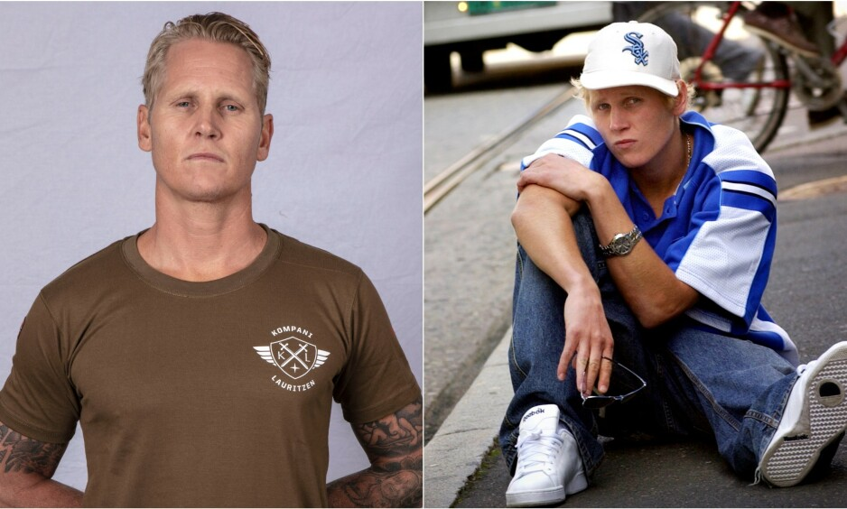 FORANDRING: Øyvind Sauvik, bedre kjent som Vinni, har siden 2003 gjennomgått en stor livsendring. Foto: Matti Bernitz Pedersen / TV 2 / NTB Scanpix