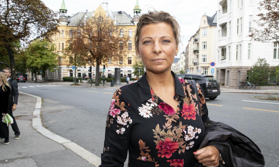 NYSKILT: Tidligere i år ble det kjent at tv-kokk Lise Finckenhagen og ektemannen hadde skilt lag. Nå letter hun på sløret om bruddet. Foto: Andreas Fadum / Se og Hør