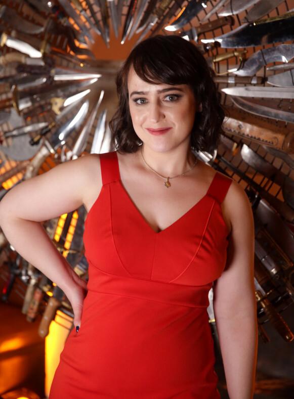 GJORDE COMEBACK: Mara Wilson tok seg en pause fra filmlerretet i 2000, men gjorde comeback i 2012. Foto: Steve Cohn / Shutterstock / NTB