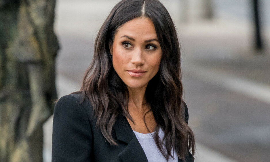 <strong>AVVIST:</strong> Flere av hertuginne Meghans anklager mot britiske tabloidaviser er forkastet i retten. Foto: NTB scanpix
