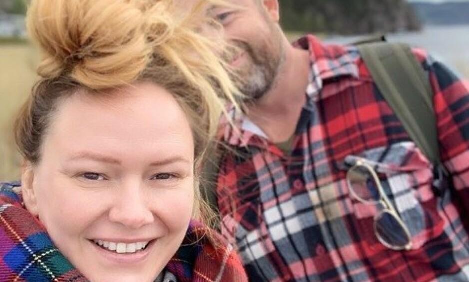<strong>FANT TONEN:</strong> Komiker Trine Lise Olsen røper at hun har en ny mann i livet sitt. Foto: Privat