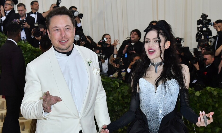 FORKLARER: I går skapte Elon Musk full forvirring da han delte hva sin nyfødte sønn skulle hete. Nå forklarer den nybakte moren betydningen bak det noe spesielle navnevalget. Foto: NTB Scanpix