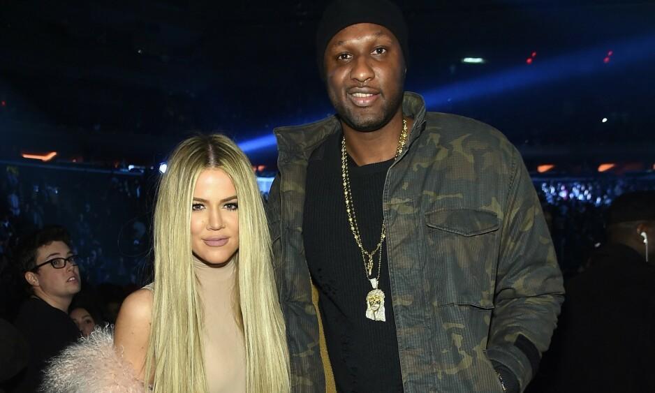 MISTET SØNNEN: Lamar Odom, som fra 2009 til 2016 var gift med Khloé Kardashian, mistet sin seks måneder gamle sønn i 2006. Foto: NTB scanpix