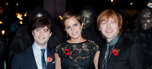 «Harry Potter»-stjernen har fått sitt første barn