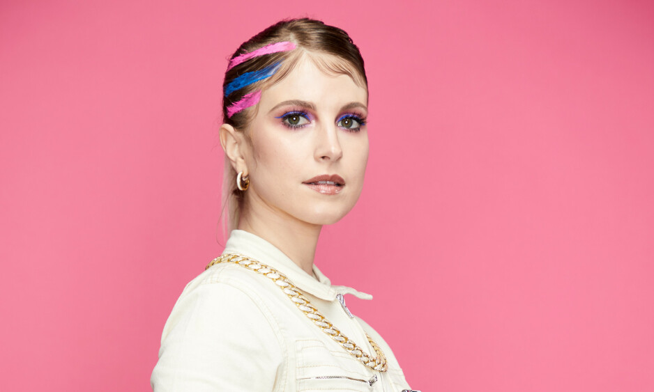 ENDTE PÅ SYKEHUS: Skilsmissen gikk hardt inn på Paramore-vokalisten. Foto: NTB scanpix
