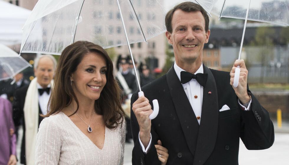 FIKK BLODPROPP: Prins Joachim ble i sommer behandlet for blodpropp i hjernen. Foto: Jon Olav Nesvold / NTB scanpix