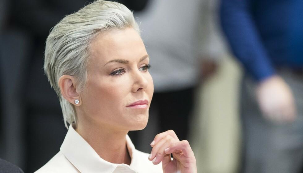 BEKYMRET: Gunhild Stordalen jubler ikke over sommervarmen - tvert i mot. Foto: Terje Pedersen / NTB scanpix