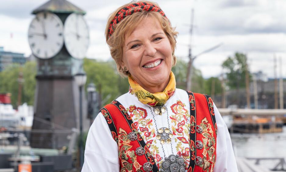 <strong>CORONASYK:</strong> Den kjente TV 2-kokken Wenche Andersen avslører årsaken til at hun forsvant fra TV-skjermen i lang tid. Foto: NTB Scanpix