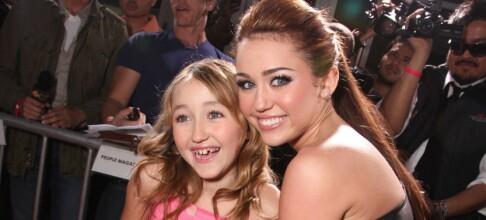 Uutholdelig å vokse opp i Mileys skygge