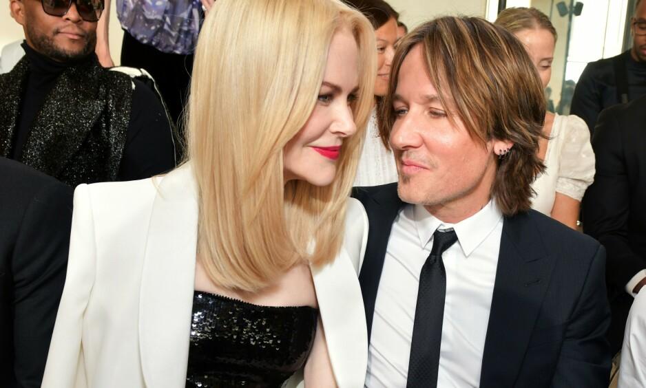 ULYKKE: Etter at det ble kjent at Hollywood-stjernen Nicole Kidman hadde brukket ankelen sin er det flere som har lurt på hvordan ulykken fant sted. Nå forklarer ektemannen Keith Urban hendelsesforløpet. Foto: NTB Scanpix