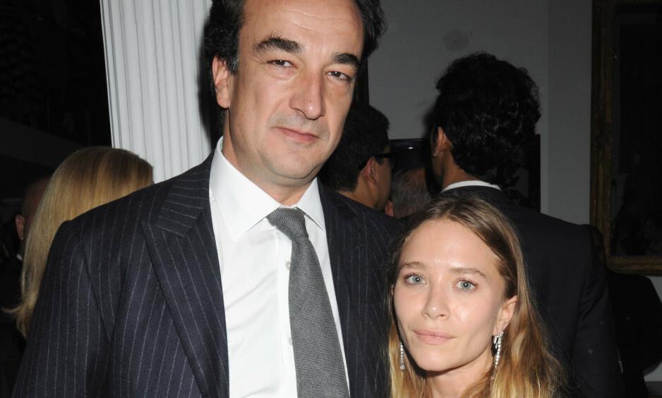 SKAL SKILLES: Mary-Kate Olsen og ektemannen Olivier Sarkozy går hver til seg. Mary-Kates fokus på karrieren skal være en del av årsaken, sier en kilde til People. Foto: NTB Scanpix
